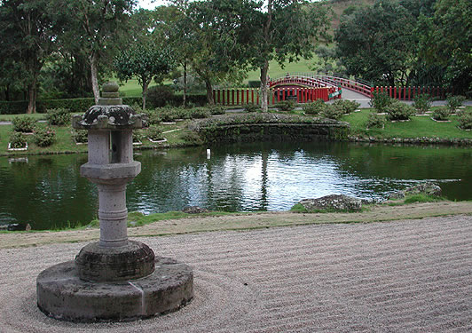 beautiful hawaiian zen garden - photo #48